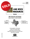 LIME ROCK - WEST TEXAS NONOP PKG