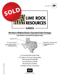 GARZA CO., TX SALE PACKAGE