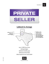 Private Seller (Lubbock Co., TX Acreage)