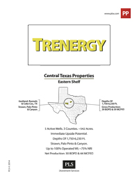 Trenergy - Eastern Shelf Package