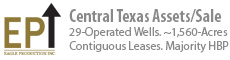 WEST CENTRAL TEXAS SMALL PKG