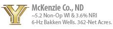 MCKENZIE CO., ND PROPERTY