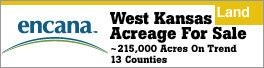 WEST KANSAS ACREAGE FOR SALE
