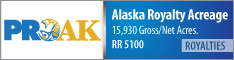 ALASKA ROYALTY ACREAGE