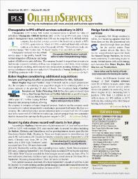 OilfieldServices